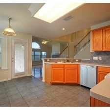 Rental info for House For Rent In Round Rock. Washer/Dryer Hook... in the Round Rock area