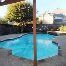Rental info for Move-in Condition, 4 Bedroom 2.50 Bath. Parking... in the Plano area