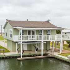Rental info for Canal Home For Lease In Jamaica Beach. in the Galveston area