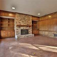 Rental info for Pet Friendly 4+3.50 House In Plano in the Plano area
