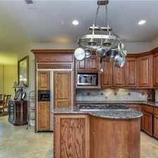 Rental info for One Owner Custom Built Home In Highly Desirable... in the Fort Worth area