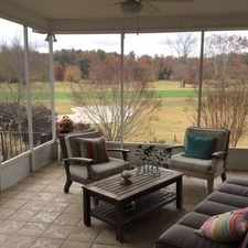 Rental info for The River Club in the North Augusta area