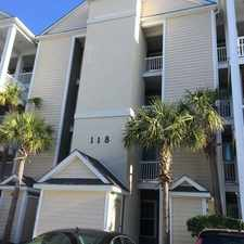 Rental info for The Harbour- Myrtle Beach