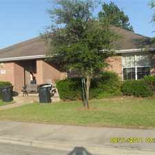 Rental info for 908 Crepe Myrtle St in the College Station area