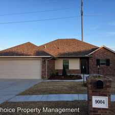 Rental info for 9004 Arman Drive
