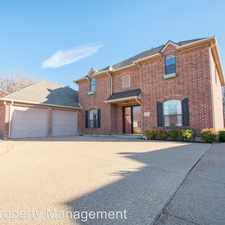 Rental info for 7917 Vista Ridge Dr. S in the Fort Worth area