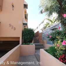 Rental info for 939 N. Alfred Street unit 2 in the Los Angeles area