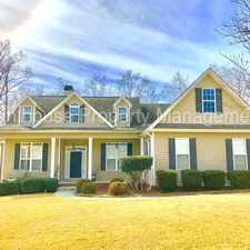 Rental info for Amazing Fayetteville Home!