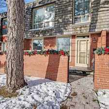 Rental info for 69 Upper Canada Drive