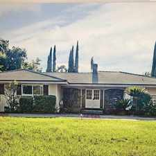 Rental info for Three Bedroom In San Gabriel Valley in the Arcadia area