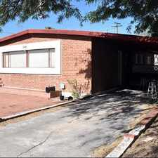 Rental info for Beautiful Brick Home in the Tucson area