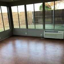 Rental info for RENTAL SPECIAL Rent Reduced By $100. in the Plano area