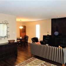 Rental info for Furnished Townhome Near Canyon Creek Country Cl... in the Dallas area