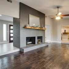 Rental info for 4 Bedrooms - In A Great Area. Washer/Dryer Hook... in the Flower Mound area