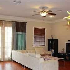 Rental info for 4 Bedrooms House - Gated Community With Kids Pl... in the Houston area