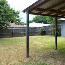 Rental info for Spacious Updated Home In Rockwall. in the Garland area