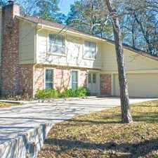 Rental info for House 5 Bathrooms - Must See To Believe. in the The Woodlands area