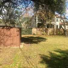 Rental info for Beautifully Updated Rental Home In The Bellaire... in the Houston area