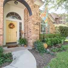Rental info for Well Cared For, 1 Story Home In Mayfield Ranch. in the Round Rock area
