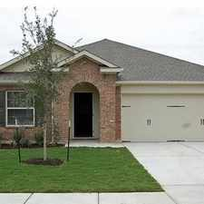 Rental info for Home Has Never Been Lived In And In A Great Area! in the Cedar Park area