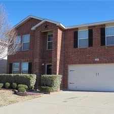 Rental info for NICE Two Story Home, Newly Paint Interior With ... in the Fort Worth area