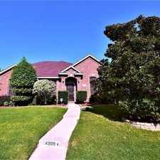Rental info for Wonderful 5 Bedroom Remodeled Home In Frisco Ne... in the Frisco area