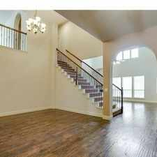 Rental info for Spectacular Home In Graham Ranch. in the Fort Worth area