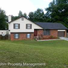 Rental info for 2707 Loren Parkway in the Augusta-Richmond County area