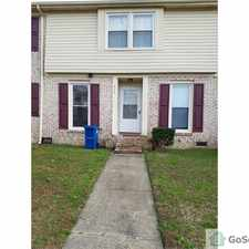 Rental info for 3 BRs 1 Full Bath and 2 Half Baths TownHouse Available immediatly in the Fayetteville area