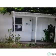 Rental info for Beautiful house 2 Beth 1 bath in the Fort Lauderdale area