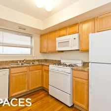 Rental info for Spaces Real Estate in the Chicago area
