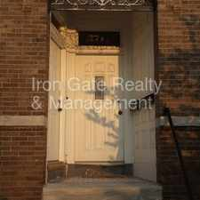 Rental info for Tower Grove East in the St. Louis area
