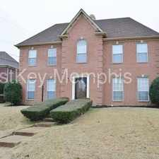 Rental info for 4036 Autumn Springs Cove in the Memphis area