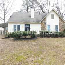 Rental info for 1246 Greenland Dr in the Memphis area