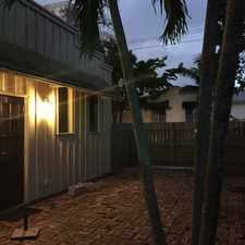 Rental info for 823 NE 19th Ave in the Fort Lauderdale area