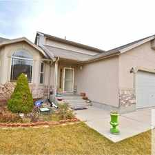 Rental info for 6657 South Early Dawn Drive in the West Jordan area