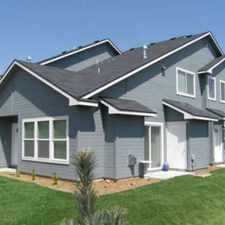 Rental info for 5924 West Port Place #104 in the Boise City area