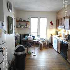 Rental info for 39 Foster Street in the North End area