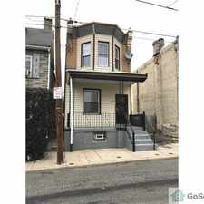 Rental info for Totally Renovated House for RENT in the Philadelphia area
