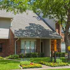 Rental info for Park Place Town Homes in the 76039 area