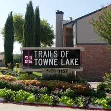 Rental info for Trails of Towne Lake