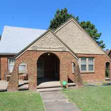 Rental info for 1642 South Columbia Place in the Tulsa area