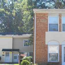 Rental info for Townhouse For Rent In Portsmouth. in the Chesapeake area