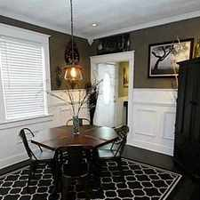 Rental info for Welcome Home To This Gorgeous Home With Water V... in the Chesapeake area