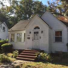 Rental info for House For Rent In Portsmouth. Parking Available! in the Portsmouth area