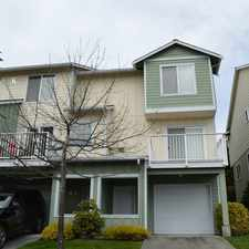 Rental info for Beautiful 2 Bedroom Condominium With Of The Sound in the Oak Harbor area