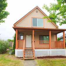 Rental info for If You Re Looking For A Comfortable, Traditiona... in the Tacoma area