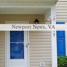 Rental info for Newport News, Great Location, 3 Bedroom House. ... in the Newport News area