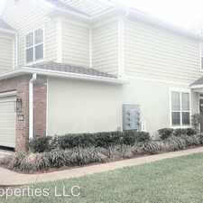 Rental info for 6855 Roundleaf Drive in the Jacksonville area