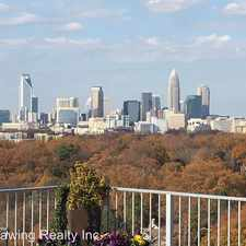 Rental info for 1530 Queens Road #1103 in the Charlotte area